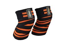 RFA Weight Lifting Knee Wrap Support Guard Gym Fitness Exercise Relax Sleeves
