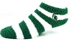 Michigan State Spartans Fuzzy Youth Sleep Socks One Size Fits Most NEW