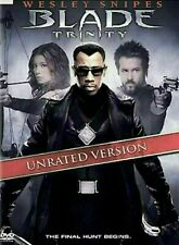 DVD: Blade: Trinity (2005, 2-Disc Set, Unrated)