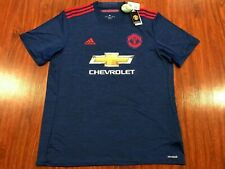 2016-17 Adidas Manchester United Men's Away Soccer Jersey XL Extra Large Man U