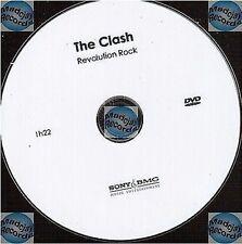 THE CLASH REVOLUTION ROCK PROMO DVD