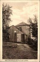 Bad Ilmenau Thüringen Thüringer Wald AK ~1910 Louis Glaser Goethehäuschen Goethe