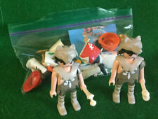 New Listing2 Playmobil Caveman with parts to create other figures