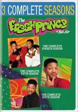 The Fresh Prince of Bel Air: Complete Seasons 4-6 (DVD,2018)