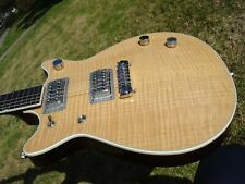 2005 Gretsch G6131MYF Malcom Young Flamed Maple Very Clean with COA