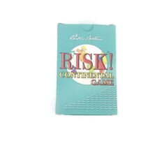 RISK Continental Game 2013 Replacement Cards in Box