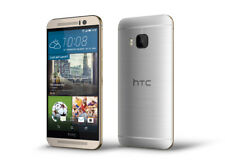"HTC One M9 silber gold 32GB LTE Android Smartphone ohne Simlock  5"" Display 20MP"
