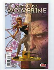 Death of Wolverine # 3 of 4 NM+ Marvel