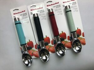 New KitchenAid Heavy 100th Anniversary Gelato Ice Cream Scoop
