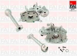 Original FAI AutoParts Oil Pump OP305 For Dacia Nissan Renault