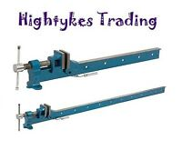 2 x t bar sash clamp cast iron cramp 600 900 1200 1500 1800mm clamps woodworking