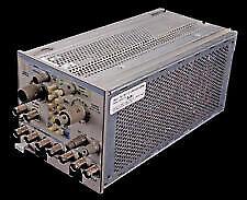 Tektronix La501 Logic Analyzer Tester Plug In Unit Rack Module Industrial