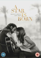 A Star Is Born DVD (2019) Bradley Cooper cert 15 ***NEW*** Fast and FREE P & P