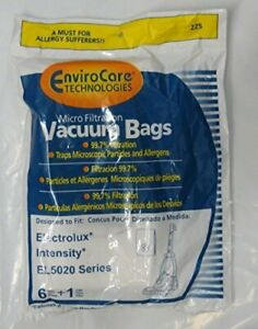 EnviroCare Replacement Micro Filtration Vacuum Bags for Electrolux Inensity EL50