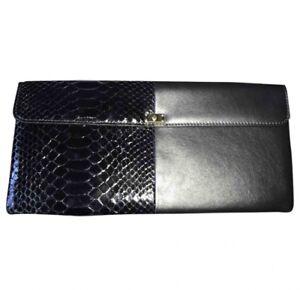 LANVIN -Sac NEUF Pochette Clutch Veau / PYTHON - New Clutch Bag Python Snakeskin