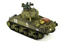 "RC Panzer ""US M4A3 Sherman"" Heng Long ""Pro Modell"""