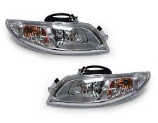 2002-2012 International Truck Headlight Set for 4100 4200 4300 4400 8500 8600
