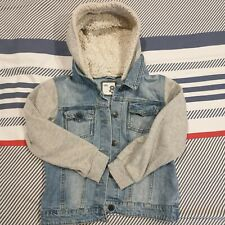 Cotton On Kids Boys Denim Jacket