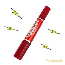 Electric Shock Toy Red Marker Pen Office Prank Joke Funny Trick Novelty Gag New