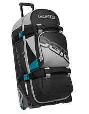 NEW OGIO MOTO RIG 9800 TEAL BLOCK LTD EDITION WHEELED KIT GEAR BAG ENDURO MX SKI