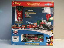 Lionel 682716 Mickey's Holiday to Remember Disney Christmas Train Set 40 X 60 I