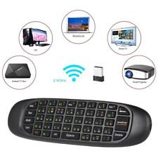 Air Mouse 2.4Ghz Tastiera senza fili Telecomando Per Smart Android TV BOX PC