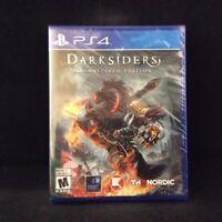 Darksiders Warmastered Edition (Sony PlayStation 4) Region Free / Brand New