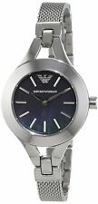 Emporio Armani Oval Wristwatches with 12-Hour Dial