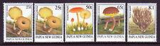 Papua New Guinea 1995 Mushrooms