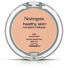 Neutrogena Healthy Skin Compact Makeup 20 NATURAL IVORY New