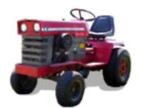 Carburetor carb for MASSEY FERGUSON 14 16 MF14 MF16 Garden Tractor lawn mower .