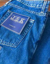 JSK Five Pocket Classic Fit Jeans. Quality Denim. 33x32
