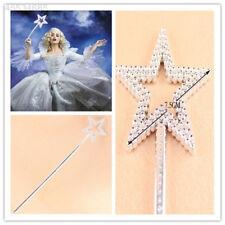 Fairy Stick Silver Fairy Princess Angle Wand Dress Costume Gifts For Kids