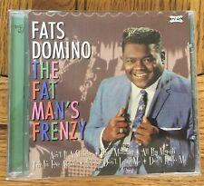 Fats Domino - The Fat Man's Frenzy CD Rev-Ola Recs