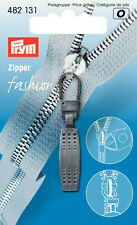 Prym Zipper Pull Black Zip Puller with Eyelet 482131