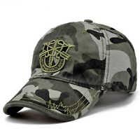 Basecap Mütze Camouflage Trucker Vintage Cap Baseball Kappe Unisex