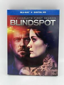 Blindspot: The Complete First Season (Blu-ray, 2015)