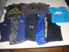 Boys Size Medium (10-12) Sports Athletic Clothes Lot