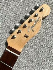 2015 Fender Classic Series 60's Telecaster Neck Tele Stunning Rosewood Not Pau!