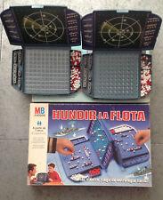 JUEGO DE MESA HUNDIR LA FLOTA AÑO 1996 (3ª GENERACCION)