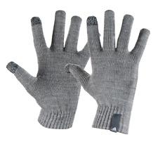 Adidas Men Performance Knit Gloves Training Soccer Gray Winter GYM Glove BP5348