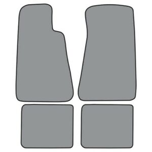 Floor Mat for 1991-1996 Buick Roadmaster Cutpile 4Pc