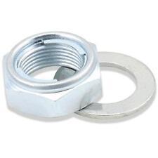 Bolt Fuji-Lock Rear Axle Nut & Washer #Axn22 (Fits: Suzuki)
