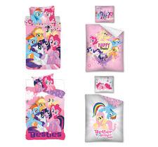 My Little Pony, 2 tlg Kinderbettwäsche Bettwäsche 135x200 Baumwolle