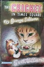 The Cricket In Times Square By George Selden Paperback Book 1960 1st Printing