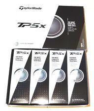 TAYLORMADE TP5X GOLF BALLS 1X12  BRAND NEW IN BOX