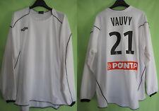 Maillot Stade Lavallois porté Thomas VAUVY Entrainement Laval manche longue - XL