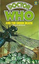 OOP Paperback Book - DOCTOR WHO And The Green Death - Malcolm Hulke - #29 Target