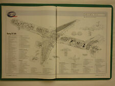 11/99 ARTICLE 4 PAGES EN ALLEMAND GERMAN BOEING 757 CONDOR AIRLINER ECORCHE