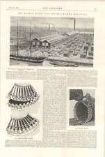 1898 Haskin Wood Vulcanising Works Millwall Timber Preservation